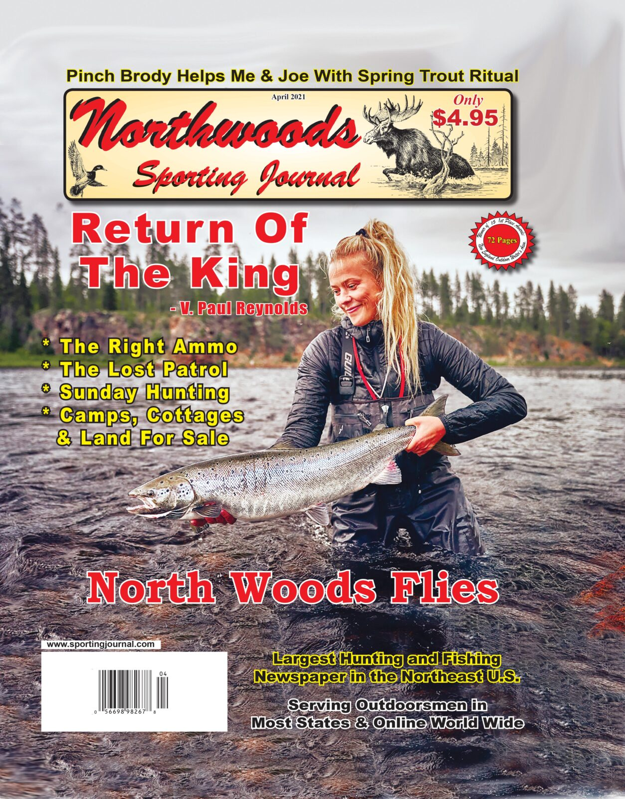 NWSJ Front Cover April 21